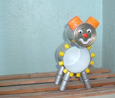 Max' Roboter-Hund